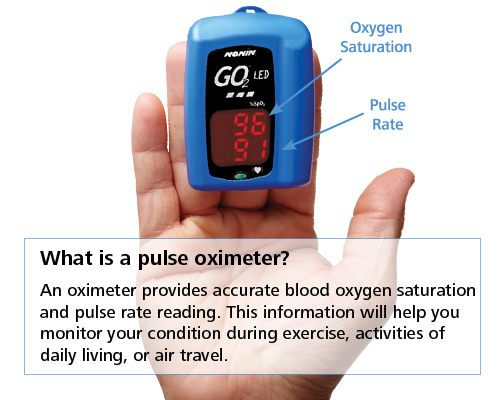 PULSE OXIMETER INFORMATION