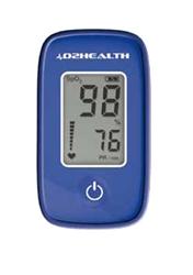 O2health Db12 Finger Pulse Oximeter 49 99 Free Shipping